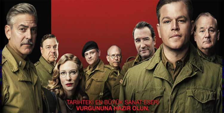 HAZİNE AVCILARI / MONUMENTS MEN