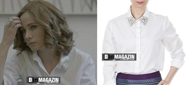 Merhamet Kıyafetleri - Deniz - Beyaz Gömlek