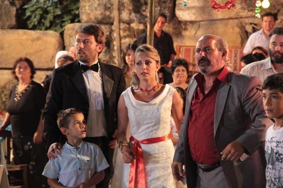 Sürgün İnek Filminden Görüntüler