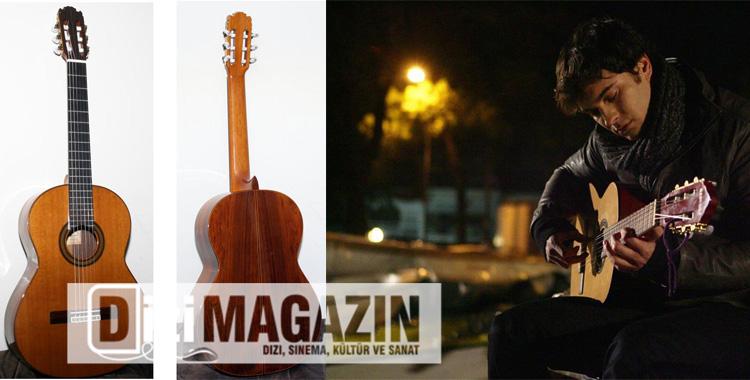 Medcezir Yaman'ın Gitarı Manuel Contreras
