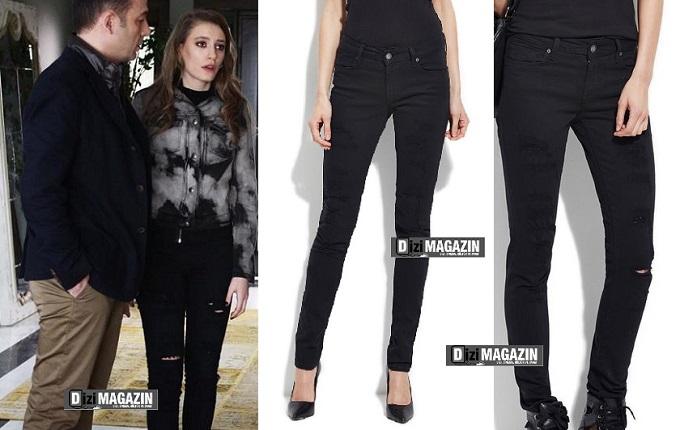 Medcezir Mira - Siyah Pantolon