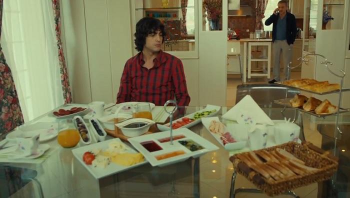 Medcezir Kahvaltı Takımı