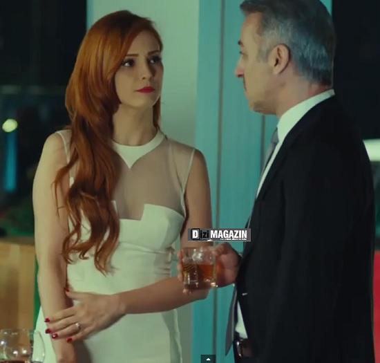 Medcezir Ender - Beyaz Elbise - Hakan Yıldırım