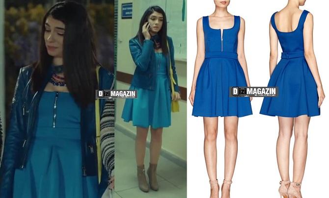 Medcezir Eylül - Mavi Elbise - Maje