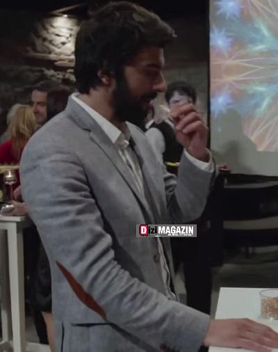 Kara Para Aşk - Ömer - Ceket - H&M