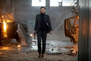 Keanu Reeves'in Yeni Filmi John Wick