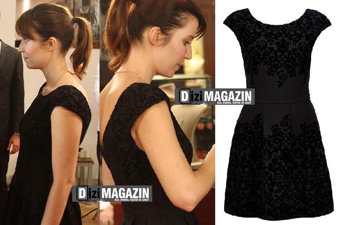 Gönül İşleri - Saadet - Selma Ergeç - Evlilik Teklifi Sahnesi - Elbise Forever New