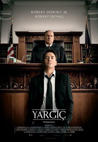 "YARGIÇ  ""The Judge"""