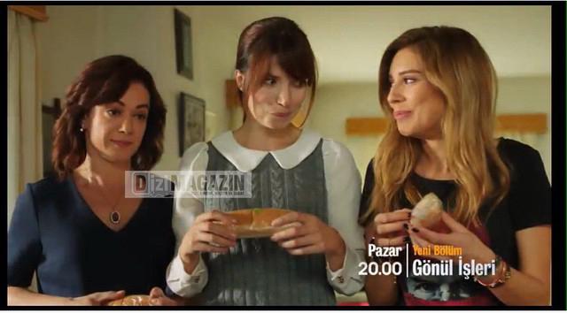 Gönül İşleri Kıyafetleri-Selma Ergeç-Bebe Yaka Gömlek-Boz Sisters