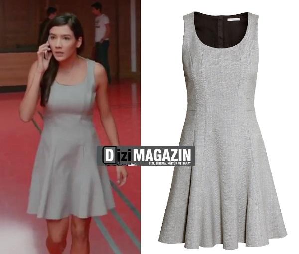 Medcezir Elif Kıyafetleri - Elbise H&M