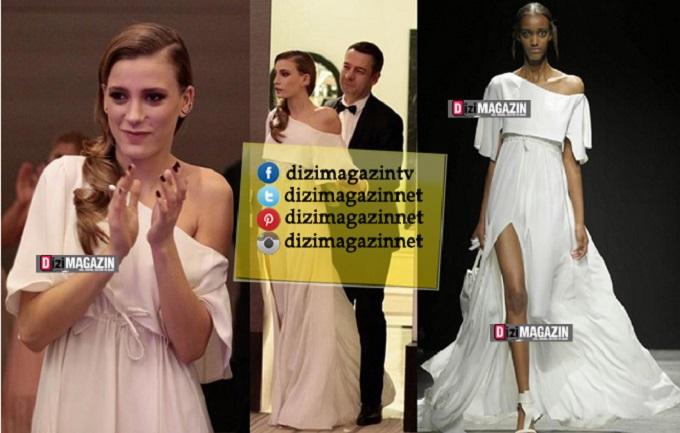 Medcezir Mira - Beyaz Elbise - Meltem Özbek