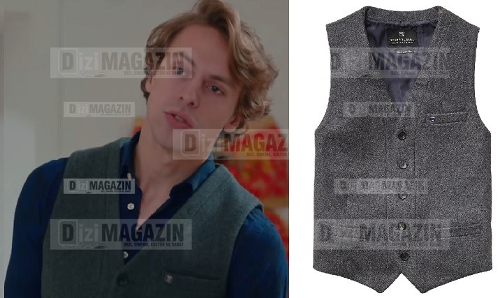 Medcezir Orkun - Yelek - Scotch Soda