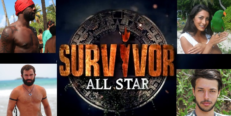 Survivor All Star'da  Elenen Kim Oldu? 31 Mart 2015