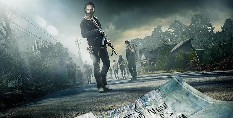 The Walking Dead için Geri Sayım!