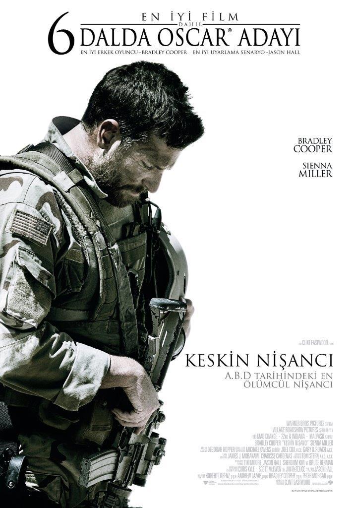 KESKİN NİŞANCI 20 Şubat'ta Sinemalarda.