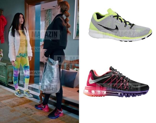 Medcezir Mira ve Eylül Spor Ayakkabı - Nike