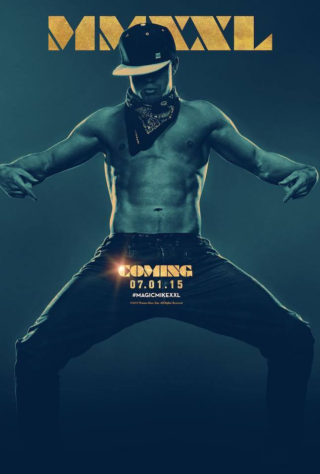 Channing Tatum Magic Mike rolüyle geri dönüyor!