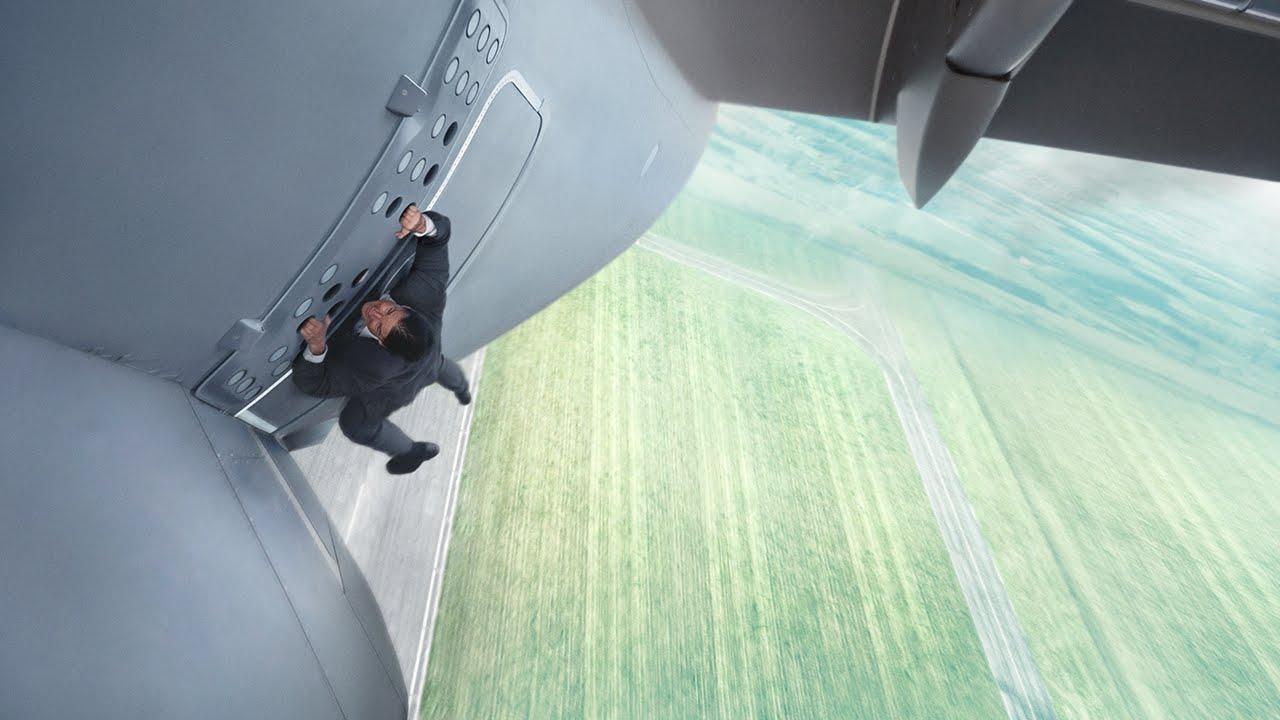Mission Impossible - Rogue Nation - Türkçe Altyazılı İlk Fragman