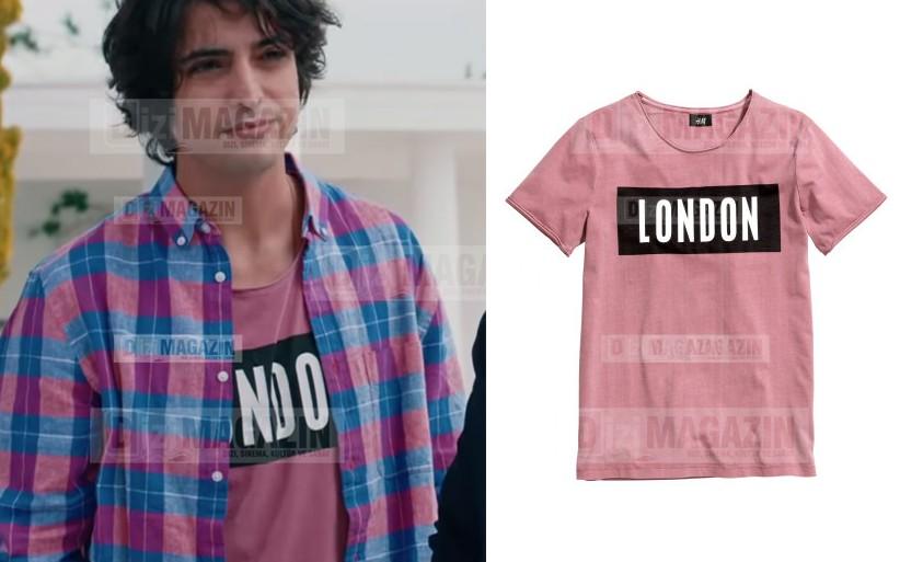Mert London T-Shirt