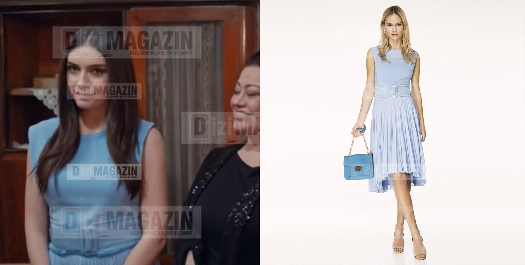 Eylül Mavi Elbise