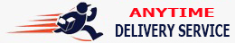 Anytime Delivery Service Logo
