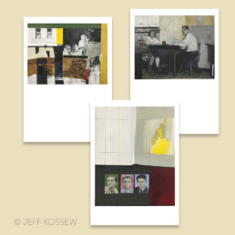 Jeff Kossew Series I Cards