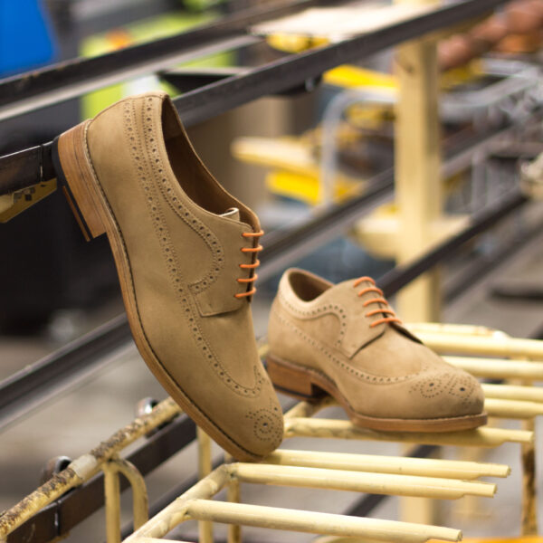 Comfortable Longwing Blucher