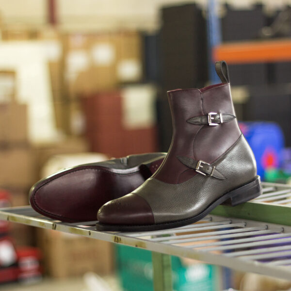 about Octavian Buckle Boot