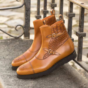 Smart Octavian Buckle Boots