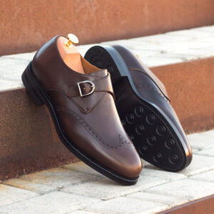 Formal classic Monk shoes
