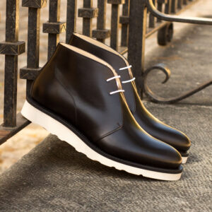 Wear Chukka boots