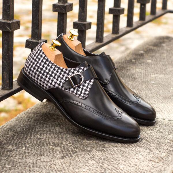 Men's Single Monk shoes