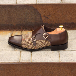 Best Offers Double Monk shoes