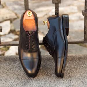 Oxford color shoes