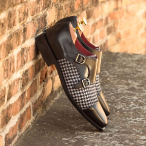 Double Monks strap boot