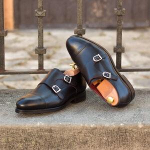 Double Monk shoes
