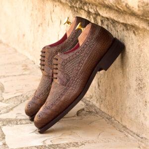 Longwing Blucher unique shoes