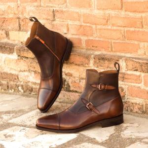 Octavian Buckle Boots