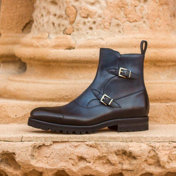 Octavian Buckle Boot