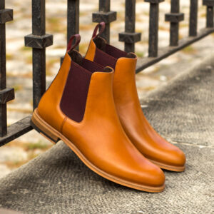 Natural Chelsea Boot
