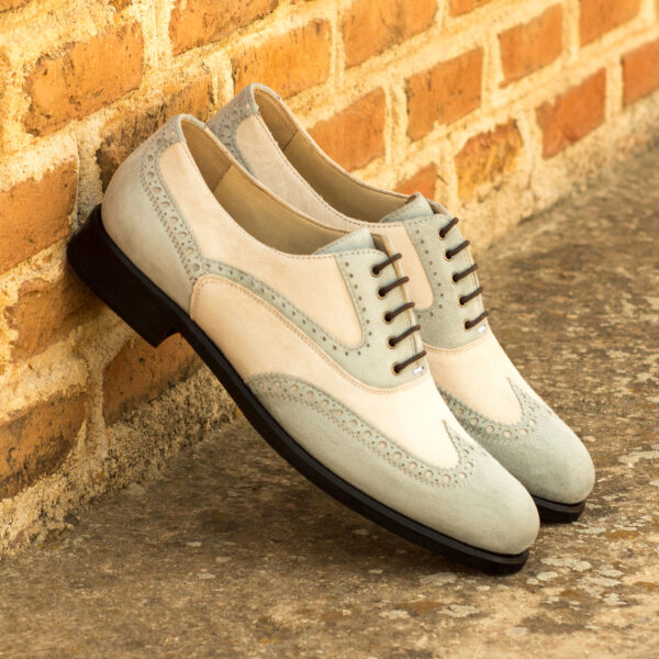 light grey Full Brogue