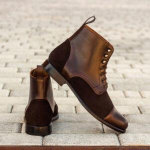 Captoe dress Boot