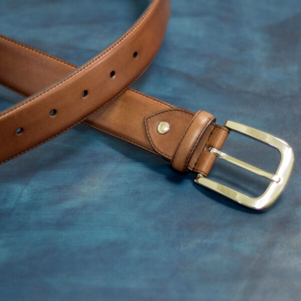 Med brown Hamptons Belt