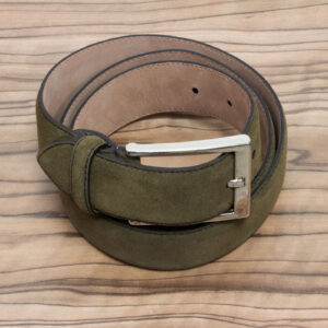 Khaki Hamptons Belts
