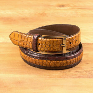 Leather Venice Belt