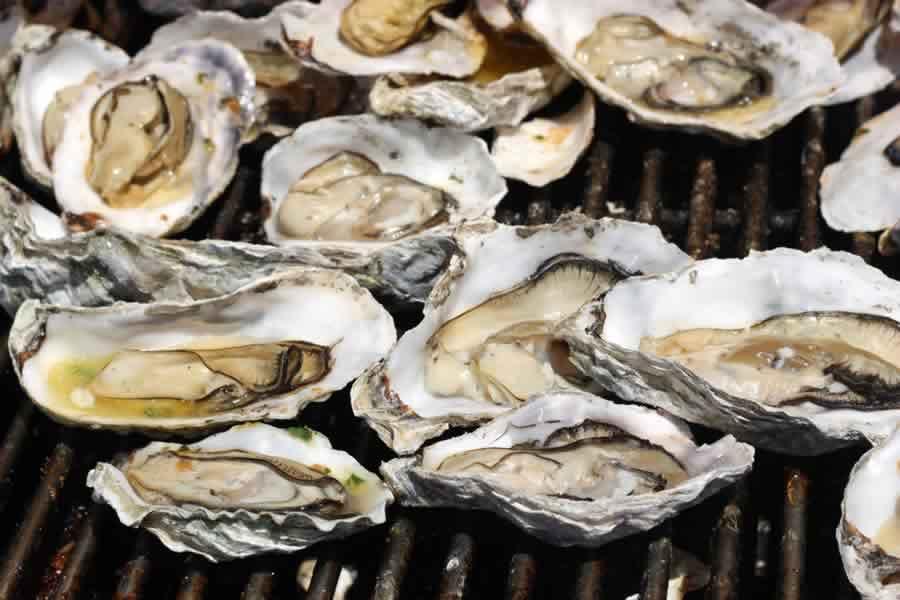 Oyster Roasts: Fridays @ 5:30
