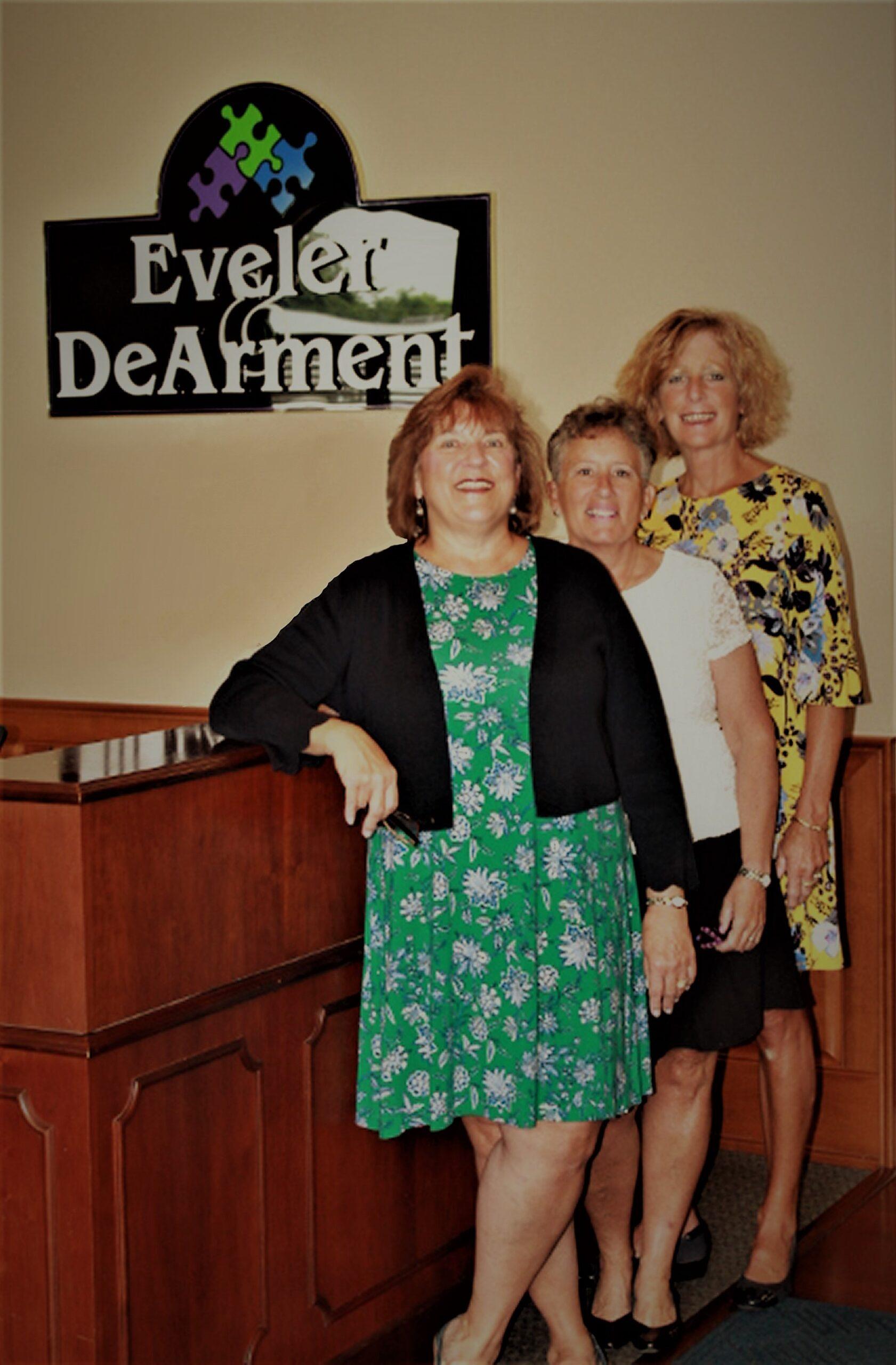 Eveler and DeArment Represent You