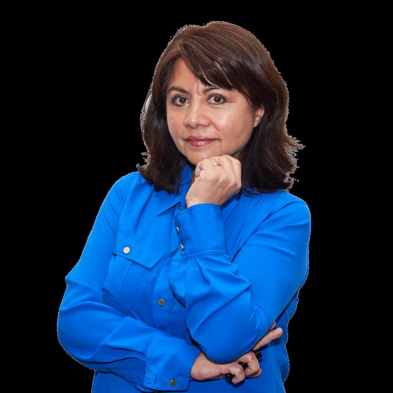 Carmen Rojas, HBF Director