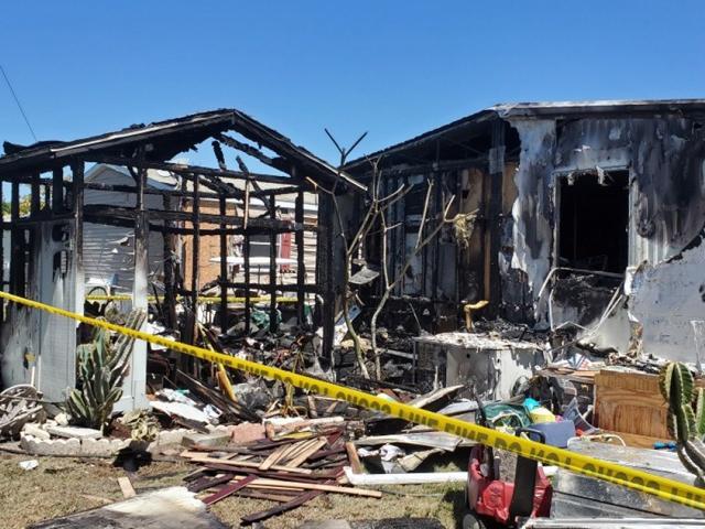 home burn