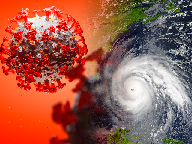 COVID-19 & Hurricane Season